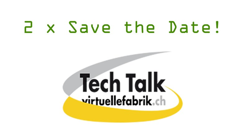 vfTechTalk - Save the Date