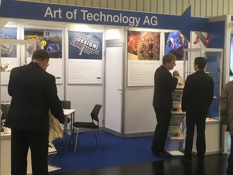 Art of Technology an der Embedded World