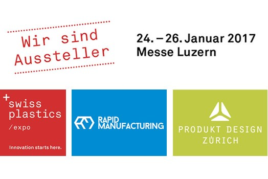 vfPartner an der swiss plastic /expo 2017