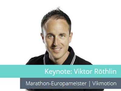 Viktor Röthlin, Keynote am vfTalk