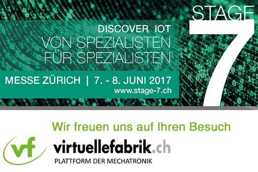 Stage 7 - IoT, Digitalisierung & Elektronik