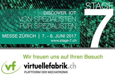 Stage 7 - IoT, Digitalisierung & Elektronik
